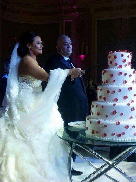 زفاف عماد الدين أديب ومروة حسين