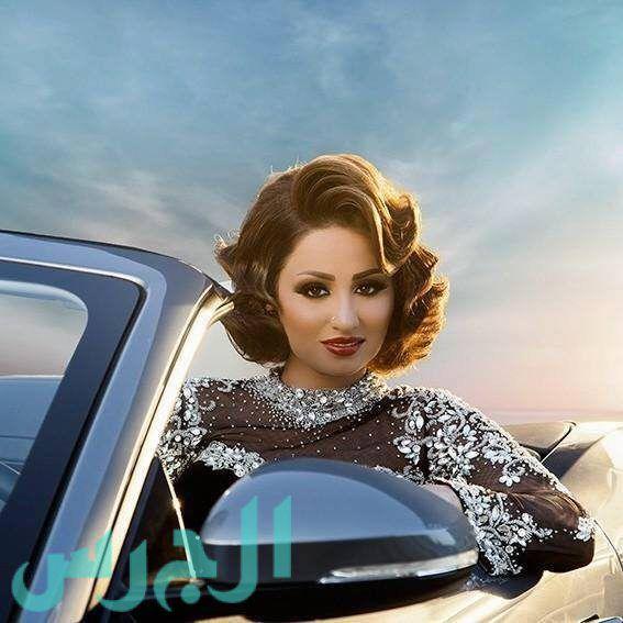 بالصور: برواس حسين بفستان شفاف وإطلالة مختلفة