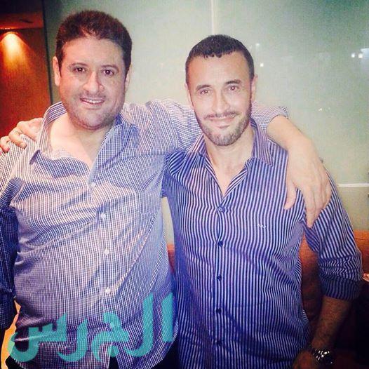 وفاة حسين سالم: بالصور: وفاة شقيق كاظم الساهر