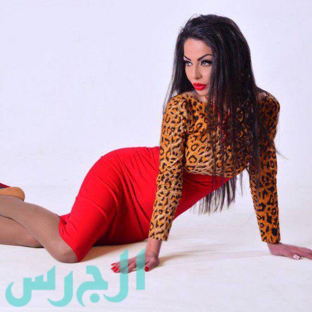 دوللي شاهين وزوجها باخوس علوان (2)