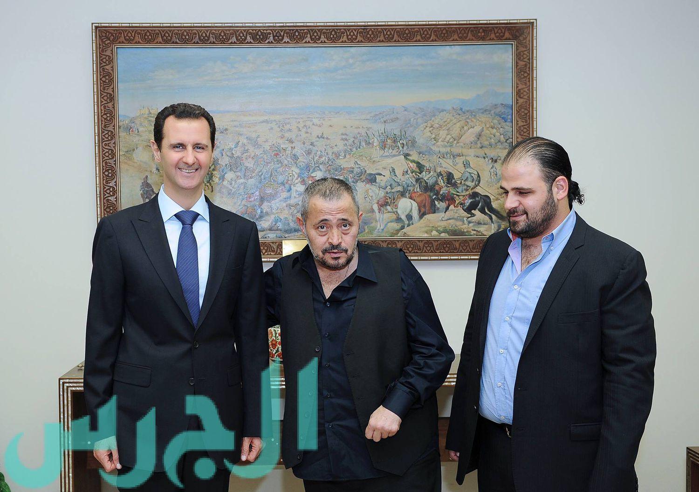 جورج وسوف وديع وسوف بشار الأسد