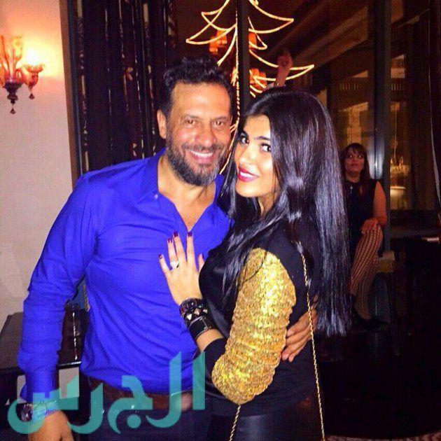 ماجد المصري وزوجته (3)