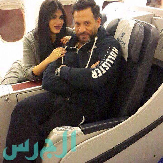 ماجد المصري وزوجته (4)