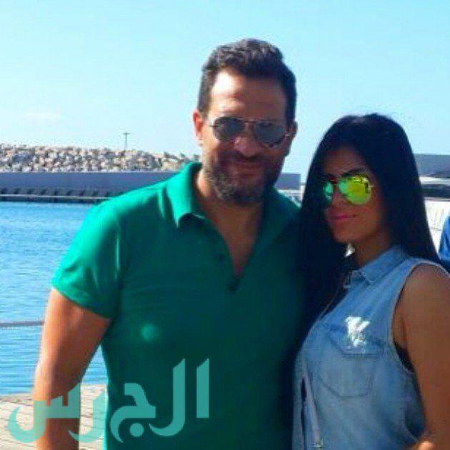 ماجد المصري وزوجته (6)