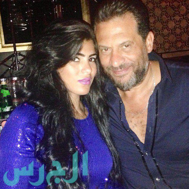 ماجد المصري وزوجته (7)