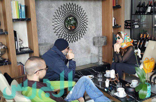 بالصورة: مي حريري ارتدت الحجاب؟