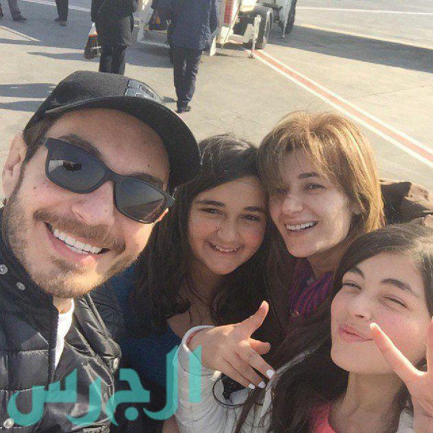 بالصورة: ليلى ابنة أحمد زاهر وهكذا أصبحت الآن