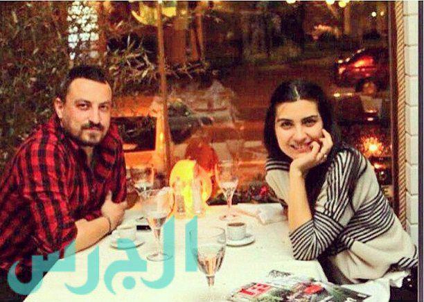 التركية لميس وزوجها