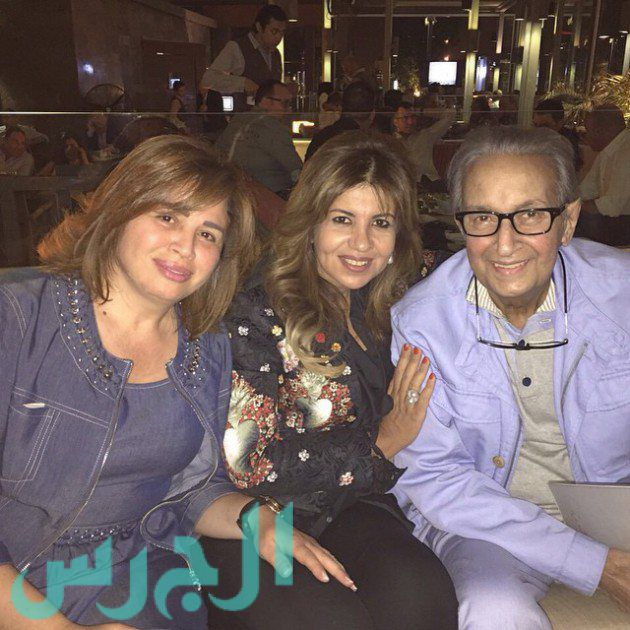 بوسي شلبي وإلهام شاهين