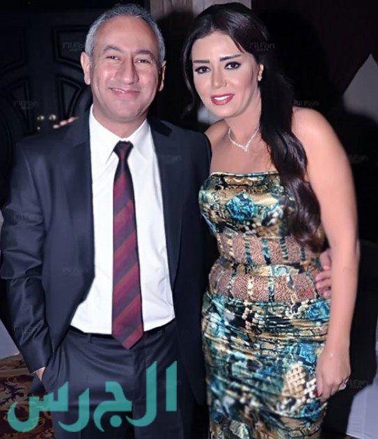 بالصور: رانيا يوسف تحتفل بزواجها للمرة الثانية