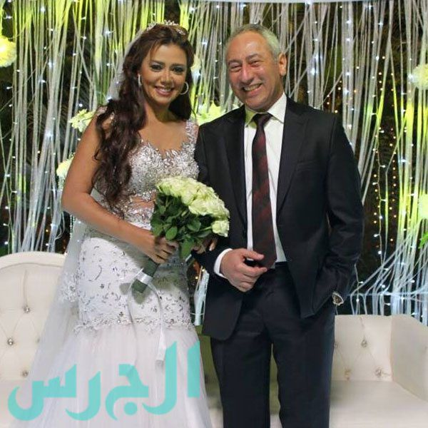 رانيا يوسف وزوجها (2)