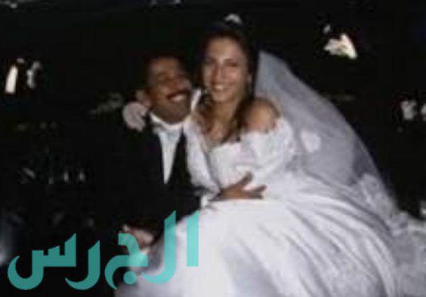 صورة نادرة من زفاف الشاب خالد