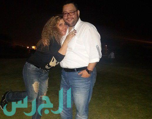 أحمد رزق بأوضاع رومانسية مع زوجته