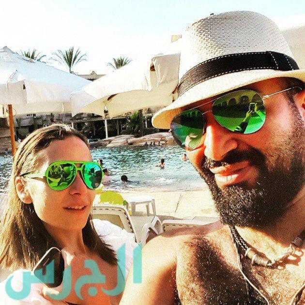 أحمد سعد وريم البارودي