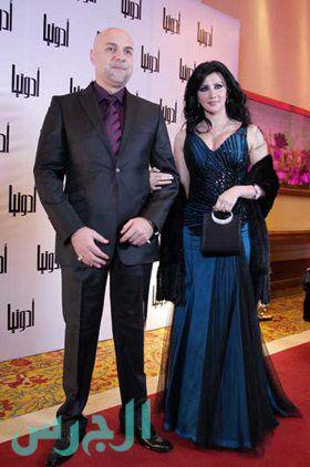 جيني اسبر وزوجها (4)