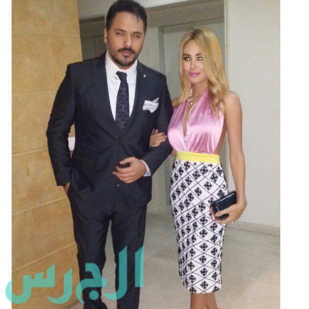 بالصور: زوجة رامي عياش ونحافة لا تصدق!