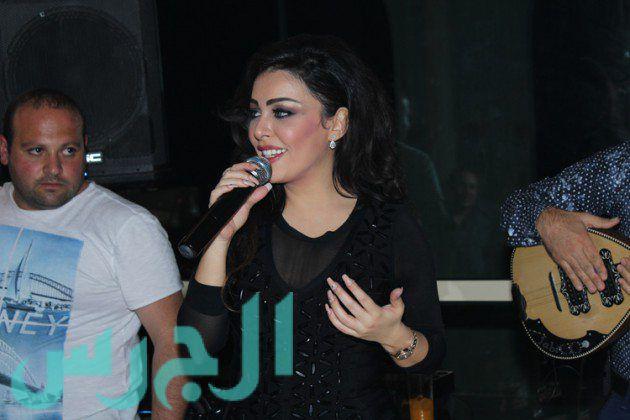 بالصور: سارة الهاني أطفأت شمعة ميلادها بحضور النجوم وهكذا بدت!