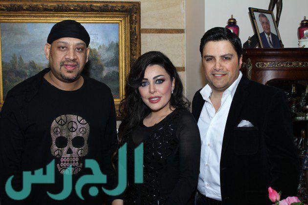 هشام الحاج، سارة الهاني وعصام كاريكا
