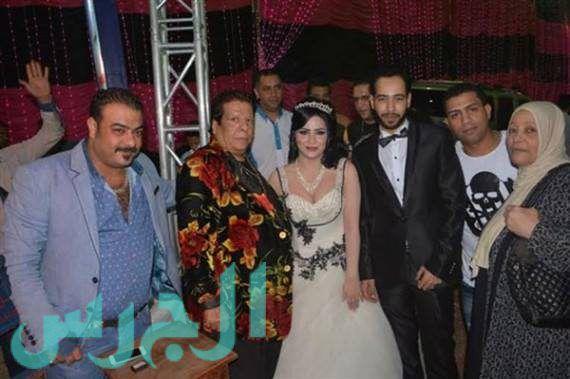 بالصورة: حفيدة شعبان عبد الرحيم عروس رقيقة!