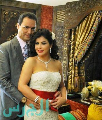 جومانة مراد وزوجها (2)