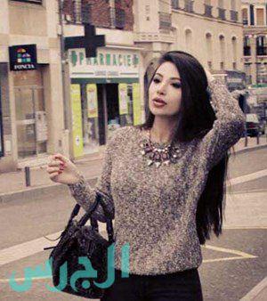 جيهان شقيقة ميريام فارس في وسط بيروت