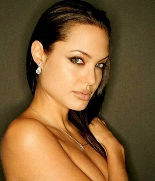 أنجلينا جولي تعاني من مرض فقدان الشهية