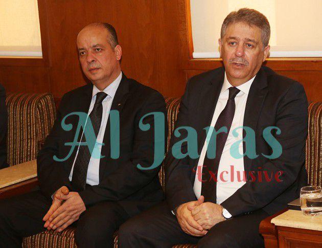 السفير الفلسطيني أشرف دبّور