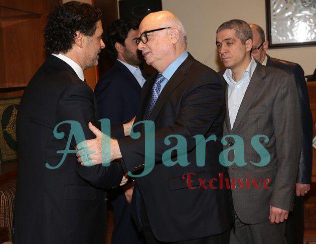 رئيس تحرير جريدة اللواء صلاح سلام معزياً