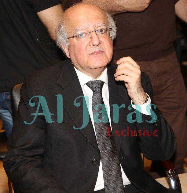 مستشار رئيس الجمهورية الإعلامي السابق رفيق شلالا