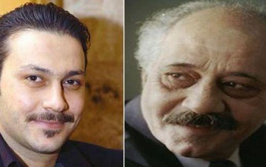 وائل شرف ووالده صبحي الرفاعي