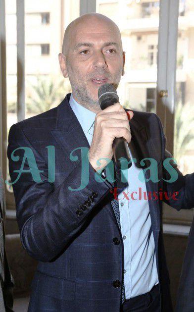 ريكاردو ركم يتحدّث عن مؤسسة (تكريم)