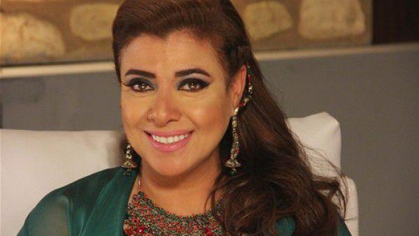 الممثلة نشوى مصطفى