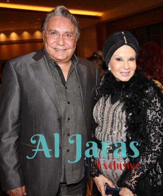 طروب والممثل آلان الزغبي