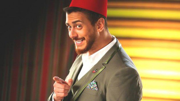الفنان المغربي سعد لمجرد