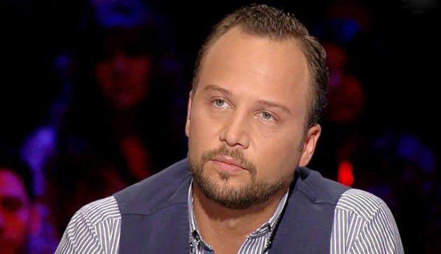 الممثل السوري مكسيم خليل