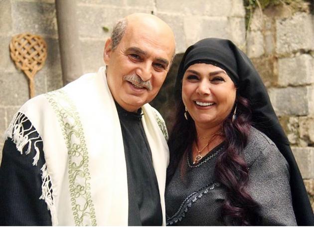 النجمان عباس النوري وصباح الجزائري