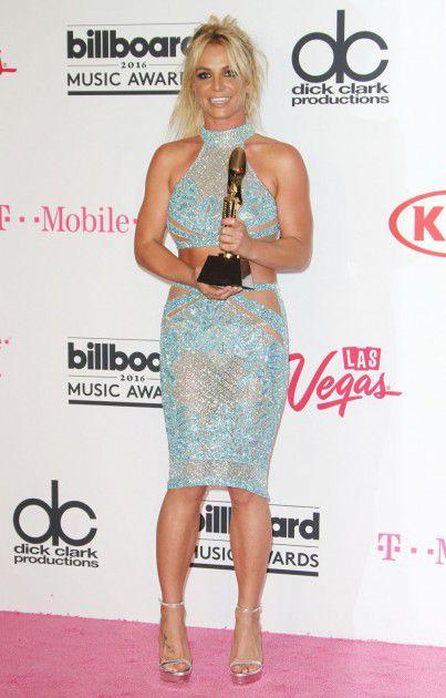 بريتني في حفل حفل Billboard Music Awards