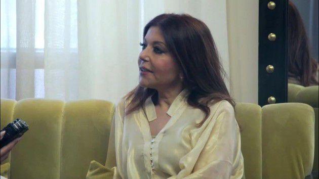 سميرة سعيد فور ظهورها في رامز بيلعب بالنار