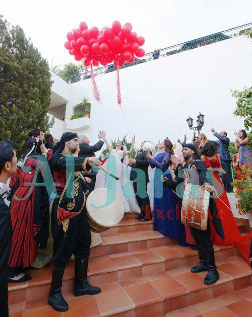 ريما وأجواء إحتفال