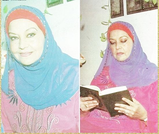 مديحة يسري تتلو القرآن