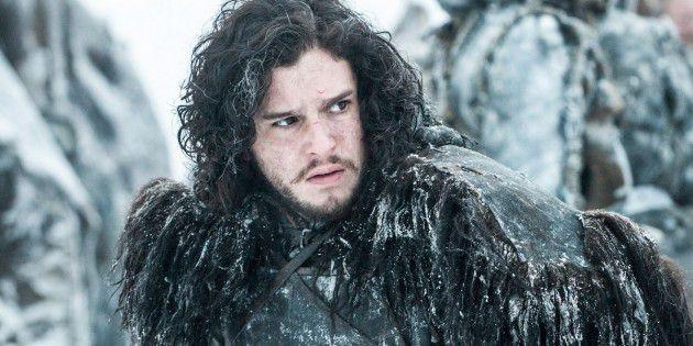 كيت هترنغتون الذي ما عادوا يسمونه إلا باسم دوره في مسلسل Game of Thrones اي جون سنو
