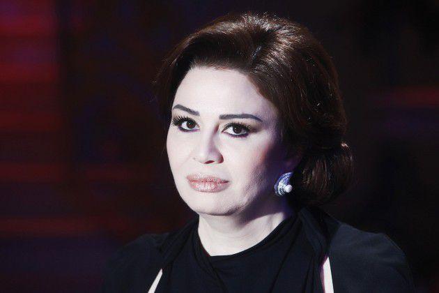 الممثلة المصرية القديرة الهام شاهين