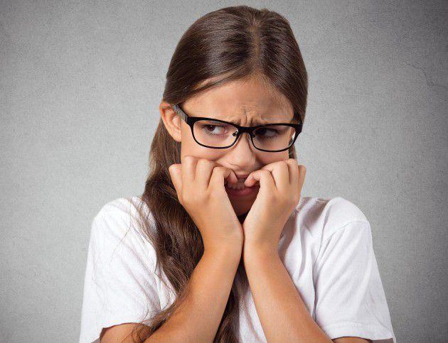 القلق من عوارض الإضطراب النفسي الحاد
