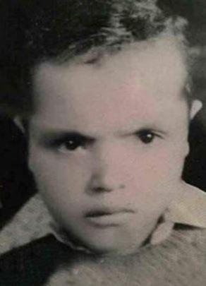 الطفل محمد هنيدي