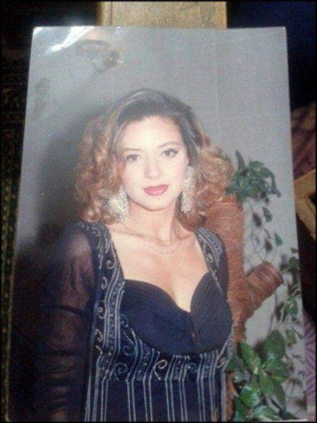 رانيا يوسف قبل 22 عاماً