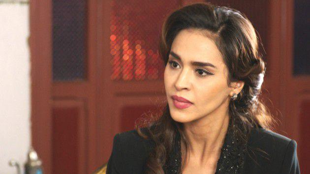 الممثلة التونسية ليلى بن خليفة