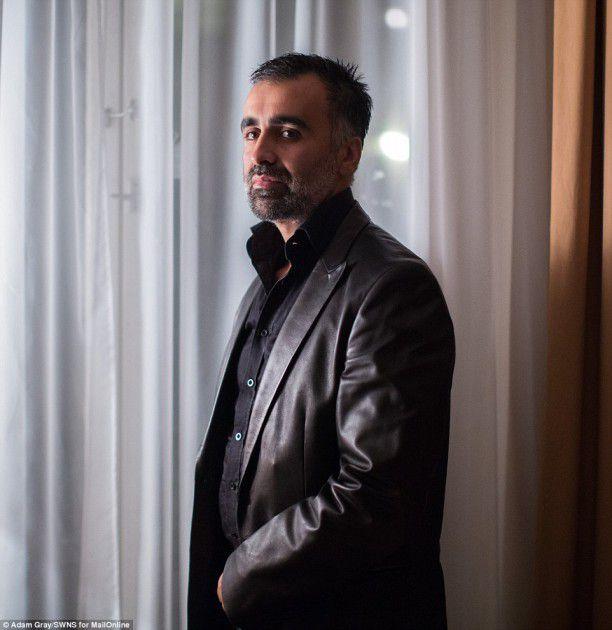 عبد الحمن ناطور الفندق الذي كانت تتواجد فيه كيم لحظة الهجوم المسلح