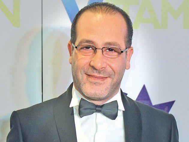 المخرج اللبناني ايلي حبيب