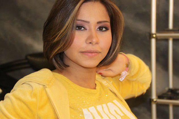 النجمة المصرية شيرين عبد الوهاب