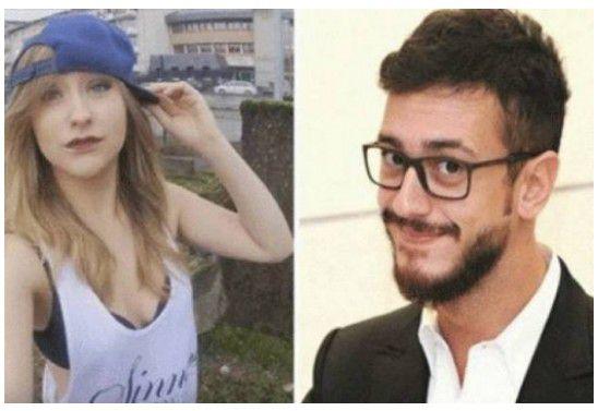 سعد لمجرد والفتاة الفرنسية المتهم باغتصابها